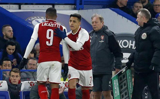 ĐIỂM NHẤN Chelsea 0-0 Arsenal: Sanchez dự bị trước tin đồn ra đi. Morata vẫn tệ