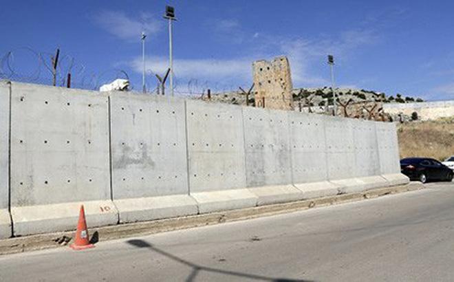 Thổ Nhĩ Kỳ gấp rút hoàn thành xây tường dọc biên giới Iran và Syria