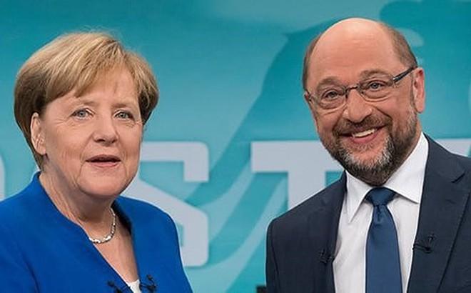 Đức tiến gần đàm phán liên minh chính thức