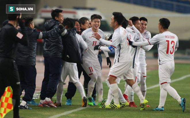 Quang Hải lập siêu phẩm, U23 Việt Nam khiến U23 Hàn Quốc phải nhớ mặt, nhớ tên