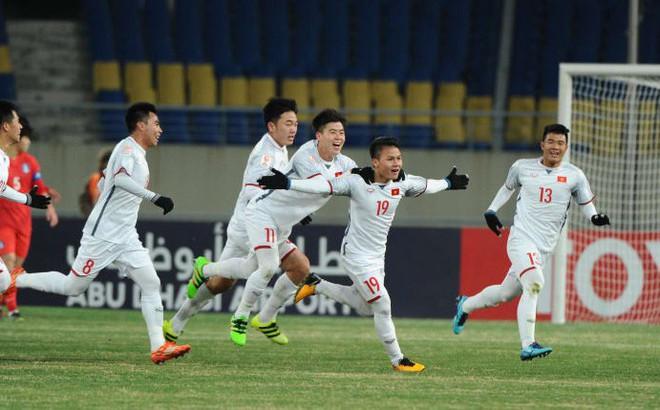 Báo Hàn Quốc tán dương hết lời màn trình diễn của U23 Việt Nam