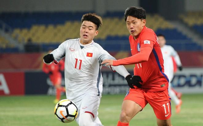 """HLV Lê Thụy Hải: """"U23 Việt Nam đá quá hay, nhưng Hàn Quốc họ cũng chẳng chơi hết sức"""""""