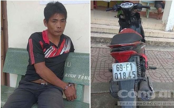 Truy nóng tên cướp lúc rạng sáng ở vùng ven Sài Gòn