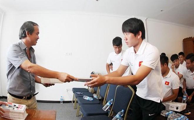 """Cuộc họp của bầu Đức & chữ """"nếu"""" của HLV Park Hang-seo"""