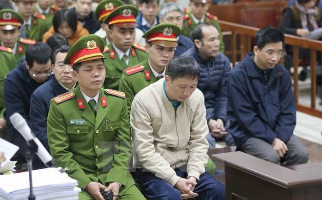 Điều tra viên Bộ Công an xuất hiện tại phiên tòa xử Trịnh Xuân Thanh theo luật mới