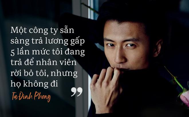 Tạ Đình Phong bị nhân viên tạt xô nước đá vào mặt và đạo lý khiến ai cũng phải suy ngẫm