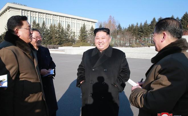 Ông Kim Jong-un: Dù bị cấm vận 10 hay 100 năm, Triều Tiên vẫn vượt qua khó khăn