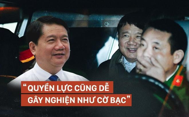 """Phía sau tấm ảnh cười của ông Thăng và bên trong """"chiếc túi gì mà ghê thế"""" của ông Thanh"""