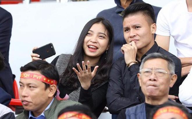 Yêu cô gái này, sự nghiệp Quang Hải lên như diều gặp gió