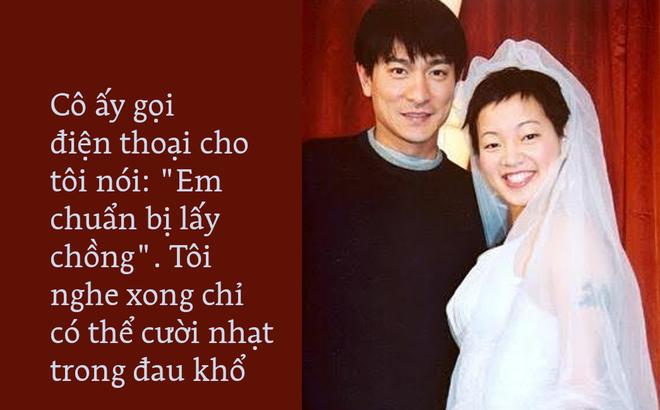 Sau 5 năm thề hẹn, Lưu Đức Hoa chua xót nhìn người yêu lên xe hoa cùng bạn thân