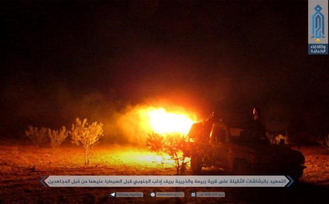 Khủng bố điên cuồng phản kích, liều chết tấn công QĐ Syria: Đòn cố thủ cuối cùng?
