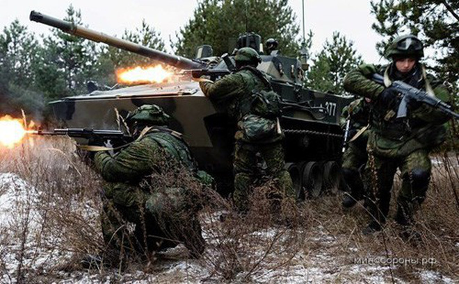 Những phương tiện chiến đấu đổ bộ đường không danh tiếng trên thế giới