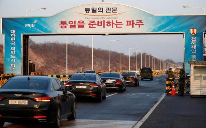 Hàn Quốc đề nghị hội đàm tiếp theo với Triều Tiên ngày 15/1