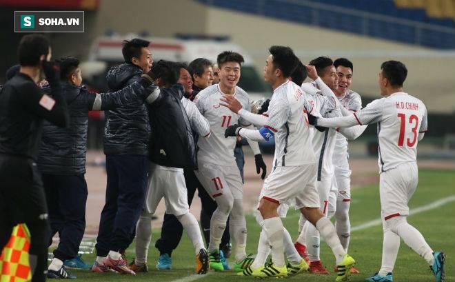 """HLV Park Hang-seo và 3 """"bảo bối"""" đánh bại U23 Australia"""