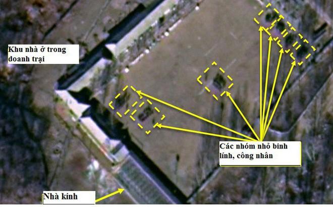 Người và xe dồn dập xuất hiện tại bãi thử hạt nhân của Triều Tiên