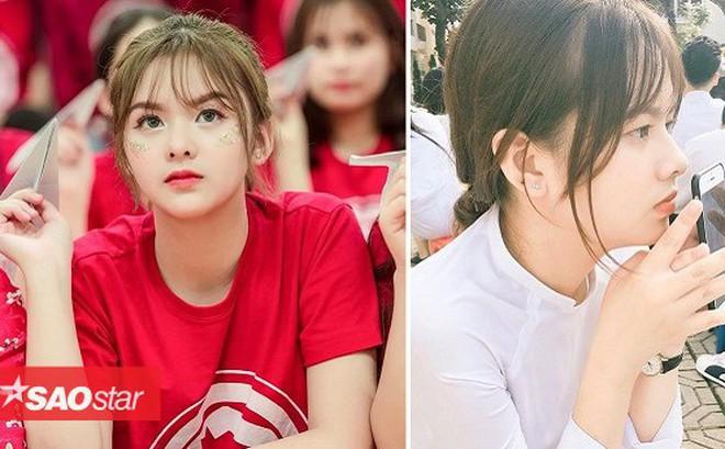 Lại xuất hiện thêm một nữ sinh Hà Nội sở hữu vẻ đẹp lai Tây khó rời mắt!