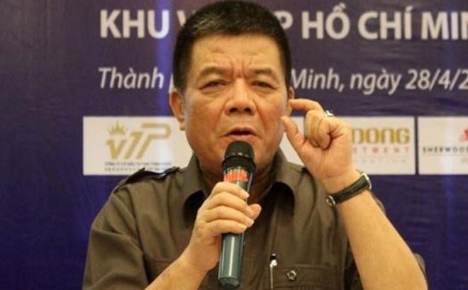 Người đại diện nói ông Trần Bắc Hà đã nhập viện chữa bệnh ung thư tại Singapore