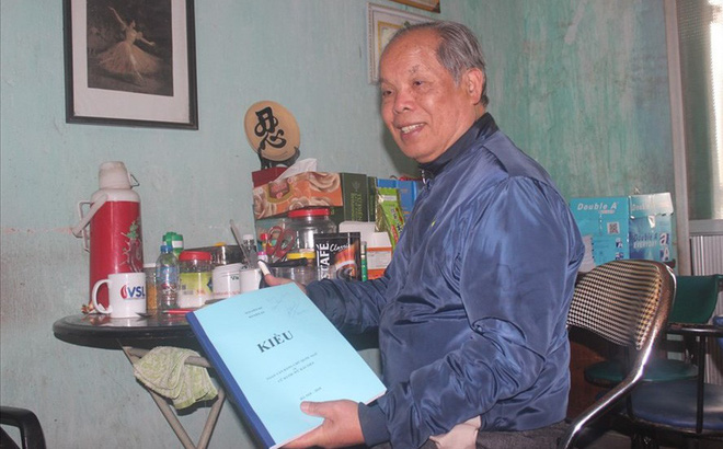 Đề xuất cải tiến chữ viết của PGS Bùi Hiền đã được cấp giấy chứng nhận bản quyền