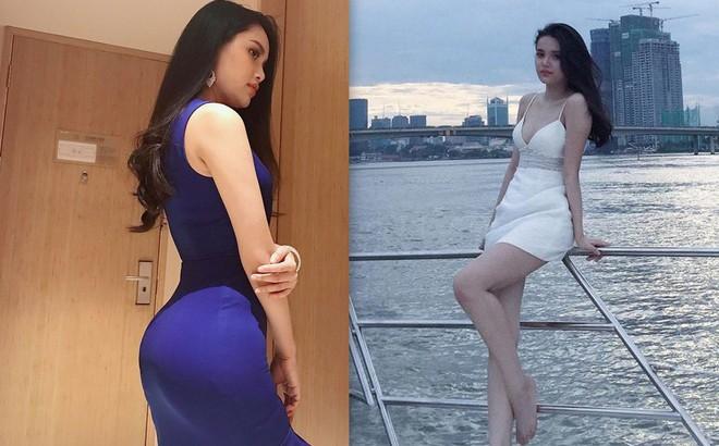 Vẻ nóng bỏng của mỹ nhân có thể sẽ thay thế ngôi vị Hoa hậu Đại dương của Lê Âu Ngân Anh