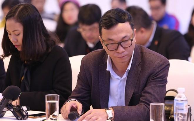 """Tổng cục TDTT nói gì về """"cái ghế"""" của ông Trần Quốc Tuấn?"""