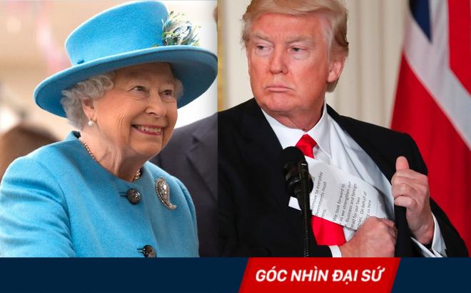 """Không phải """"vị trí tồi tệ"""" của ĐSQ, cỗ xe ngựa của Nữ hoàng mới khiến ông Trump hủy thăm Anh"""