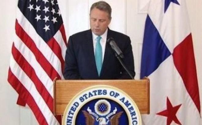 Đại sứ Mỹ tại Panama từ chức vì không làm việc được với ông D.Trump