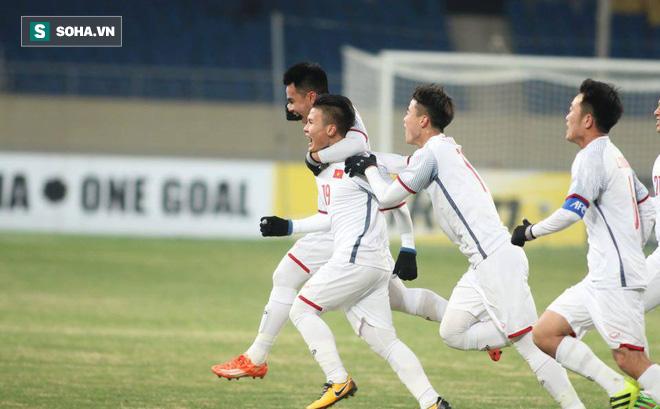 TRỰC TIẾP U23 Việt Nam 1-0 U23 Australia: VÀO!!! QUANG HẢI! VÀO!!!