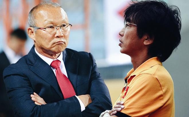 [Lý thông] Chiến thắng bất ngờ là của Park Hang-seo 'ăn hôi', nhưng Miura,Hoàng Anh Tuấn mãi mãi mới là định mệnh của BĐVN.,
