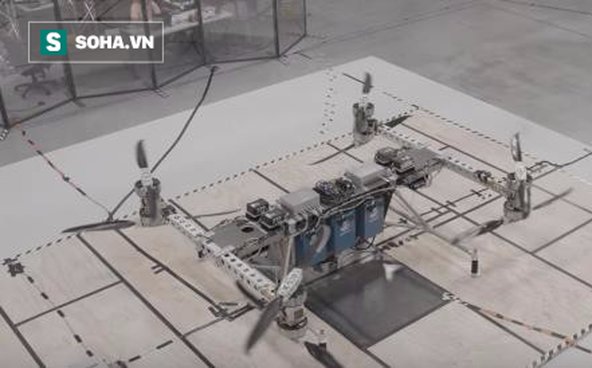 Boeing cho ra mắt máy bay chở hàng không người lái khổng lồ