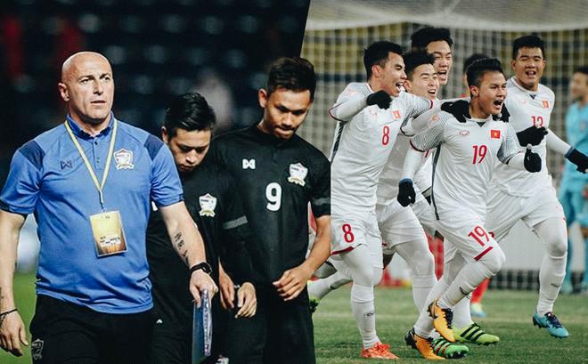 Thái Lan đau đớn, mổ xẻ U23 vì... đá đẹp, Việt Nam việc gì phải tranh cãi khi tử thủ?