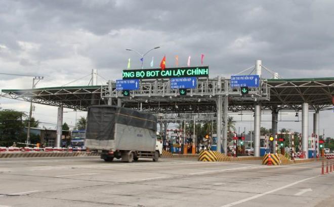 Thủ tướng ra công điện bảo đảm an ninh trật tự tại các trạm thu phí BOT