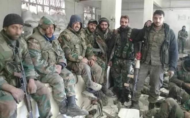 Quân đội Syria ra tối hậu thư, đẫm máu cuộc chiến đường hầm ở Đông Ghouta