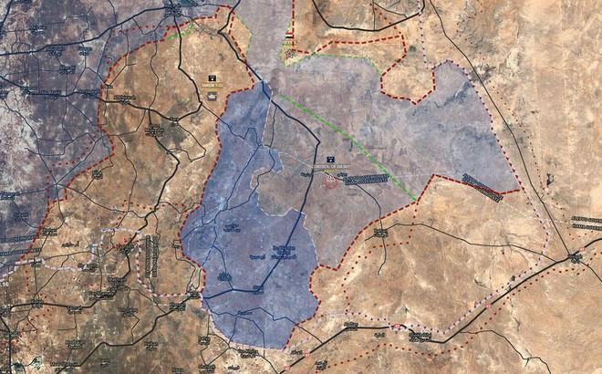 Quân đội Syria tấn công, khép vây khủng bố ở tây nam Aleppo
