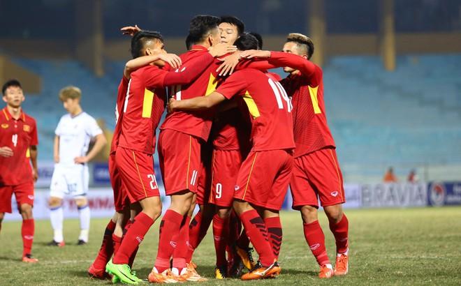 KHÔNG THỂ TIN NỔI! U23 Việt Nam đặt cả châu Á dưới chân bằng chiến thắng để đời