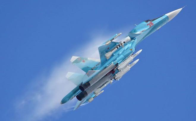 """Trở thành ngôi sao ở Syria nhưng Su-34 không lọt nổi """"mắt xanh"""" của Trung Quốc: Vì sao?"""