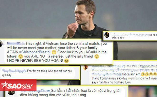 Fan Việt tiếp tục 'tra tấn' tinh thần trọng tài thổi penalty 'tưởng tượng' với U23 Việt Nam