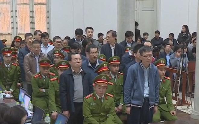Phiên tòa xét xử Trịnh Xuân Thanh và đồng phạm: Dân chủ, nghiêm minh, công bằng