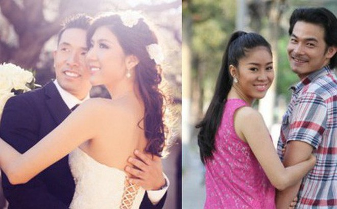 """Showbiz Việt và những cuộc hôn nhân """"yêu nhanh, cưới vội, chia tay bất ngờ"""" khiến ai cũng phải ngỡ ngàng"""