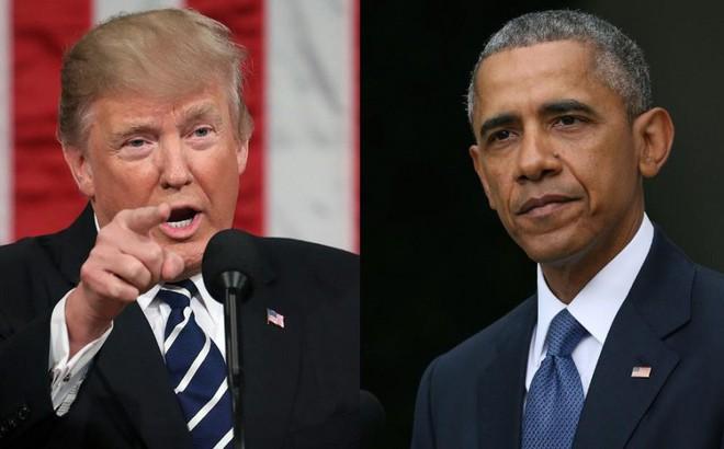 Không khí bầu cử giữa kỳ Quốc hội Mỹ 'nóng' với màn đối đầu Trump-Obama