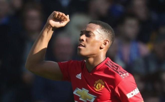 Phong độ xuất sắc giúp Martial trở lại tuyển Pháp