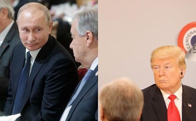 Pháp ngăn cản Tổng thống Trump – Putin gặp nhau tại sự kiện ở Paris