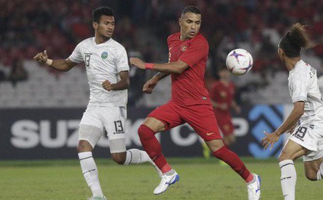 Chật vật đánh bại đối thủ yếu Timor Leste, đội tuyển Indonesia nhận mưa chỉ trích từ cổ động viên nhà