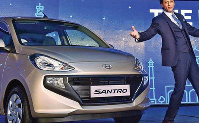"""Hyundai Thành Công một lần nữa đánh cược với dòng ô tô siêu nhỏ giá khoảng 300 triệu đồng trước """"cơn bão"""" VinFast Fadil """"taxi""""?"""