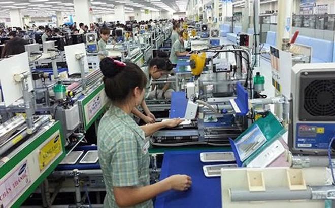 Đầu tư nước ngoài vào Việt Nam tăng thêm 8,3 tỉ USD