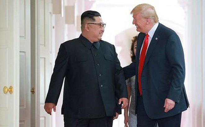 """TT Trump sẵn sàng """"biến mong muốn của lãnh đạo Kim thành hiện thực"""""""