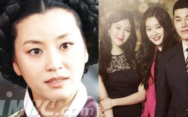 """Mama Chuê """"Nàng Dae Jang Geum"""" khoe 3 người con đẹp như hoa: 2 con gái ..."""