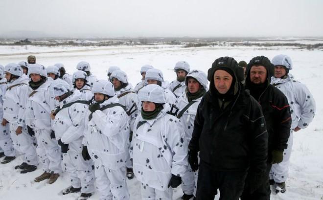 Bất ngờ lý do Nga không dám 'động thủ' với Ukraine
