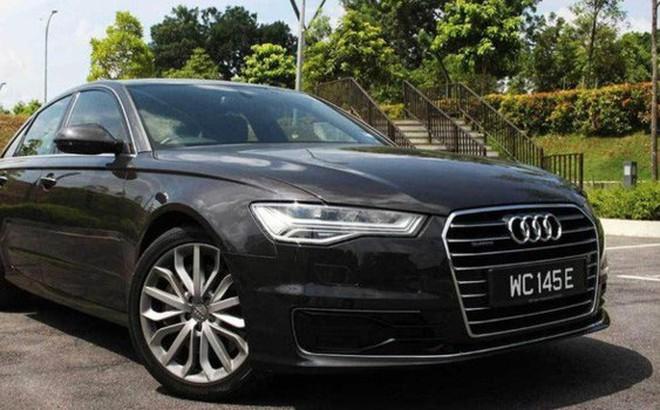 Xe Audi A6 đi gần 10 năm giờ bị triệu hồi vì lỗi túi khí
