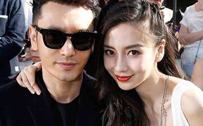 """Angela Baby đáp trả tin đồn """"tháo chạy"""", ly hôn với Huỳnh Hiểu Minh vì số tiền trốn thuế 3500 tỷ đồng"""