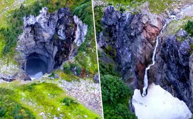 Bị tuyết che phủ nửa thế kỷ, hang động đồ sộ bậc nhất Canada giờ mới được phát hiện